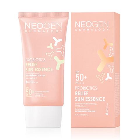 Солнцезащитное средство NEOGEN Probiotics Relief Sun Essence 50ml