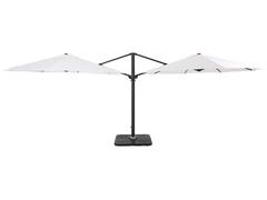Зонт для кафе Luxe Double Cream