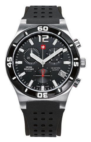 Swiss Military by Chrono AG 20072-ST1RUB