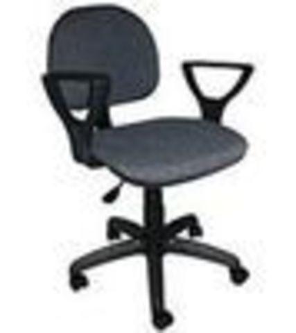 Кресло ФОРУМ 2 ткань серая