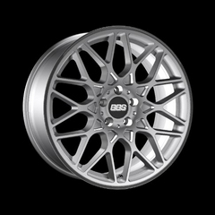 Диск колесный BBS RX-R 10x20 5x120 ET35 CB82.0 brilliant silver