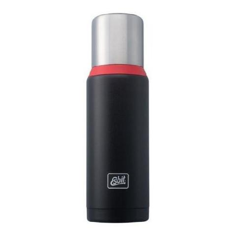 Термос Esbit VF1000DW-BR, черно-красный, 1 л