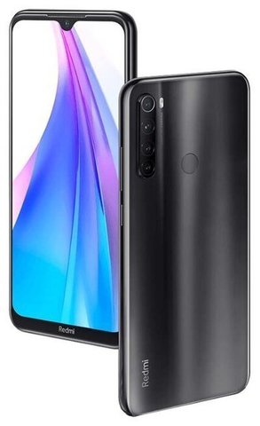 Смартфон Xiaomi Redmi Note 8T 4/128GB Gray EU (Global Version)