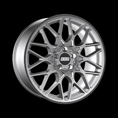 Диск колесный BBS RX-R 10x20 5x112 ET42 CB82.0 brilliant silver