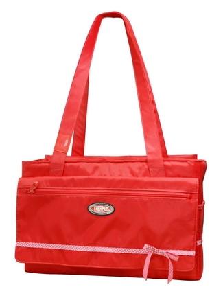 Термосумка детская (сумка-холодильник) Foogo Large Diaper Fashion Bag (красная)