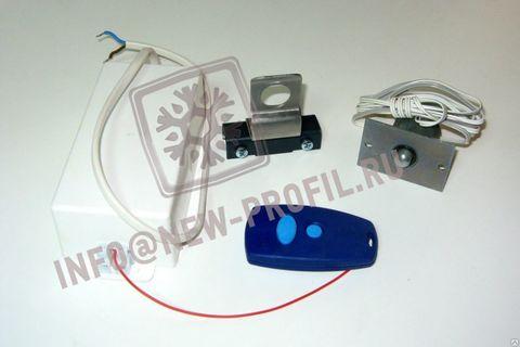 Электронный замок PR-NS для однодверных торговых холодильников Helkama