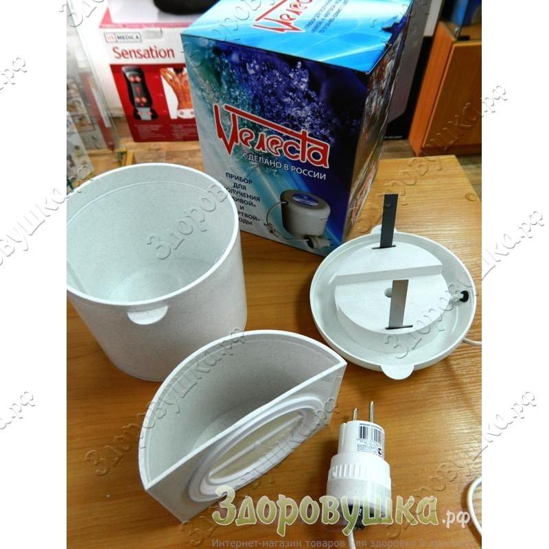 прибор для получения живой и мертвой воды инструкция мелеста - фото 11