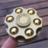 Спиннер Fidget Spinner Револьвер металл