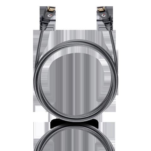 Oehlbach Flex Magic-HS HDMI 5.1m, HDMI кабель (#42469)