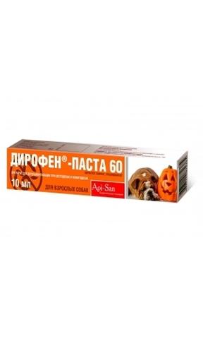 Дирофен Паста 20 для собак (10 мл)