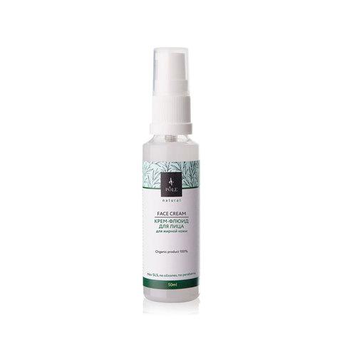 Крем-флюид POLE для жирной и комбинированной кожи (50 мл.)