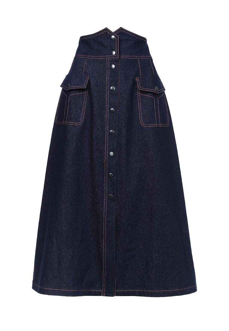 Юбка из джинсы (FW0345)