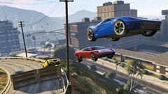 Xbox One Grand Theft Auto V (GTA 5): Premium Online Edition (цифровой ключ, русские субтитры)