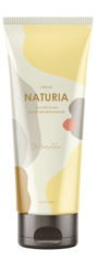 Скраб для тела Ваниль, NATURIA, Creamy Oil Salt Scrub So Vanilla, 250 гр.