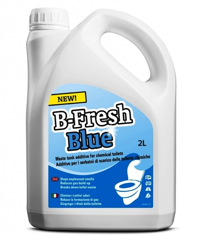 Жидкость Thetford B-FRESH BLUE, 2л