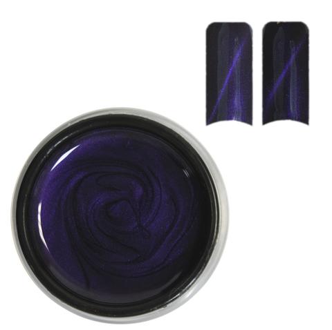 """Гель кошачий глаз - """"Фиолетовый барс""""-С6 5 мл"""