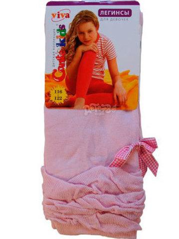 Легинсы с декором для девочек Viva 12С-15СП Conte Kids