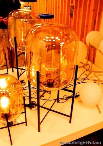 Design lamp 07-09