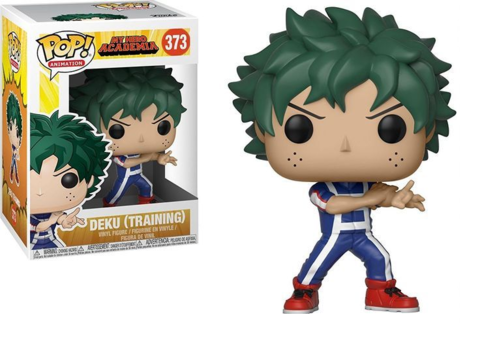 Фигурка Funko POP! Vinyl: My Hero Academia S2: Deku (Training) 32129