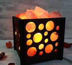 Солевая лампа Корзина