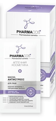 МАСКА Антистресс для лица | Белорусская косметика для ног «Витекс» интернет магазин «BelarusTorg»