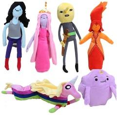Время приключений набор мягких игрушек