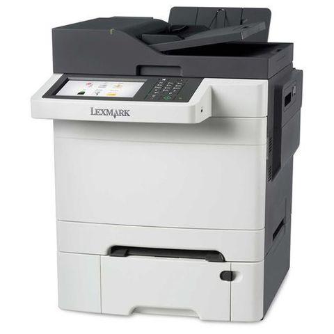 Цветной лазерный принтер Lexmark CS510de (28E0070)