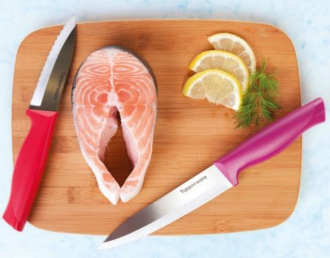 Нож Гурман для овощей  и большой разделочный нож