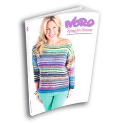 Журнал Spring into Summer Noro
