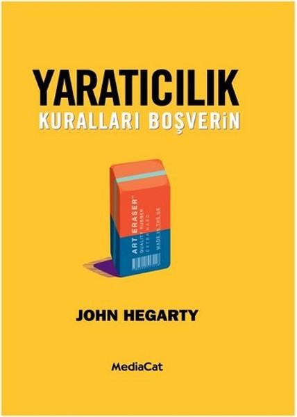 Kitab Yaratıcılık | John Hegarty