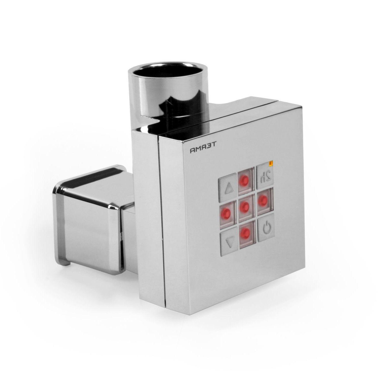 Тен для полотенцесушителя с блоком управления KTX - 2 скрытое подключение