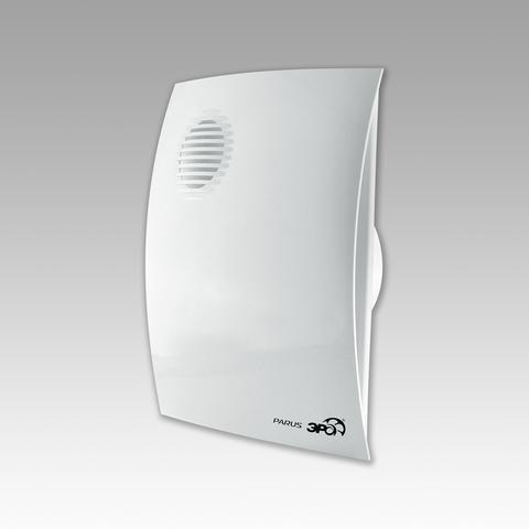Накладной вентилятор Эра PARUS 4C D 100