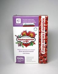 Чай Годжидоктор для женщин, 50г+20 гр. (Сашера-Мед)