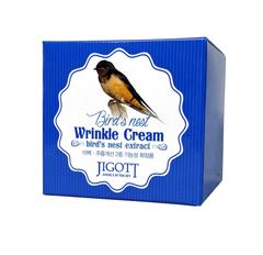 JIGOTT BIRD'S NEST WRINKLE CREAM/JIGOTT АНТИВОЗРАСТНОЙ КРЕМ С ЭКСТРАКТОМ ЛАСТОЧКИНОГО ГНЕЗДА