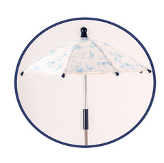 DeCuevas Коляска с сумкой и зонтиком серии Романтик, 90см (82025)