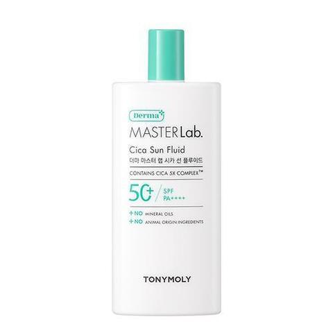 Солнцезащитное средство TONYMOLY Derma Master Lab Cica Sun Fluid 50+ PA++++ 80g