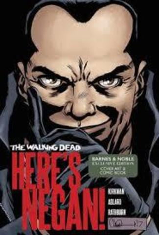 The Walking Dead: Here's Negan (Barnes & Noble Exclusive Cover)
