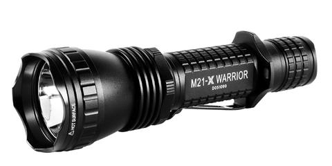 Фонарь Olight М21-X Warrior 750lm