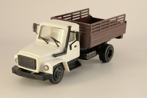 GAZ-3309 tipper high-board Kompanion 1:43