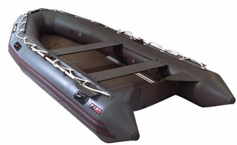 Надувная лодка Фаворит F-420