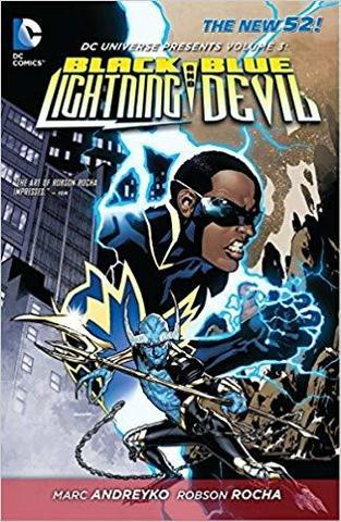 DC Universe Presents Vol.3: Black & Blue Lightning Devil TPB