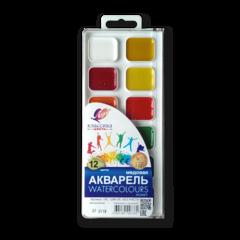 Краска -boya Луч akvarel 12 rəng