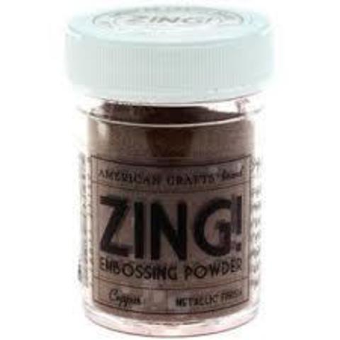 Пудра для эмбоссинга ZING! Copper