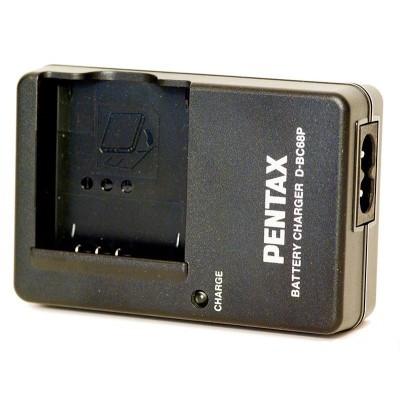 Зарядка Pentax D-BC68P Зарядное устройство для фотоаппарата Пентакс PENTAX Pentax Optio A36, S10, S12, Pentax Q, Q7, Pentax Q10;Kodak EasyShare M1033, M1093, V1073, V1233, V1253, V1273.