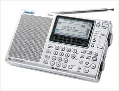 Радиоприемник SANGEAN АТS-909W