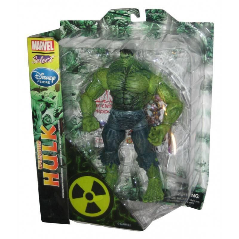 Фигурка Халк (Hulk Unleashed) Marvel Select