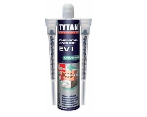 Анкер химический Универсальный Tytan Professional EV-I 165мл