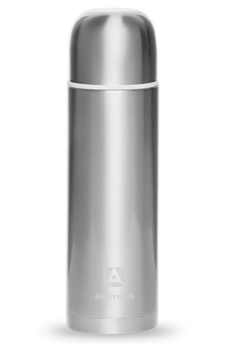 Термос Арктика (0,5 литра) с узким горлом, белая отделка