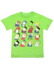 MK002F-13 футболка детская, зеленая