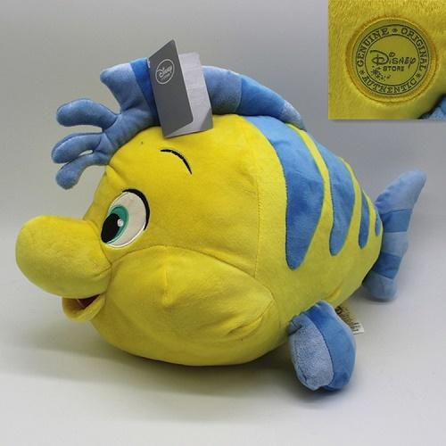 Русалочка мягкая игрушка Флаундер